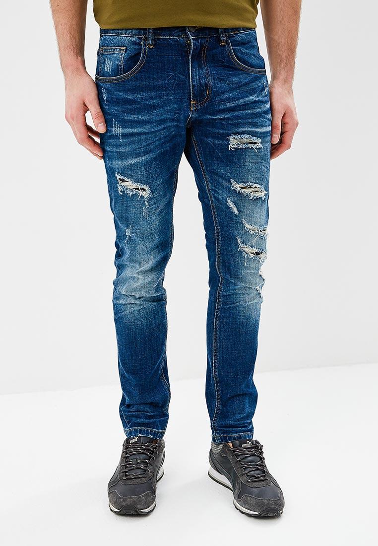 Зауженные джинсы Warren Webber WW2011CPT