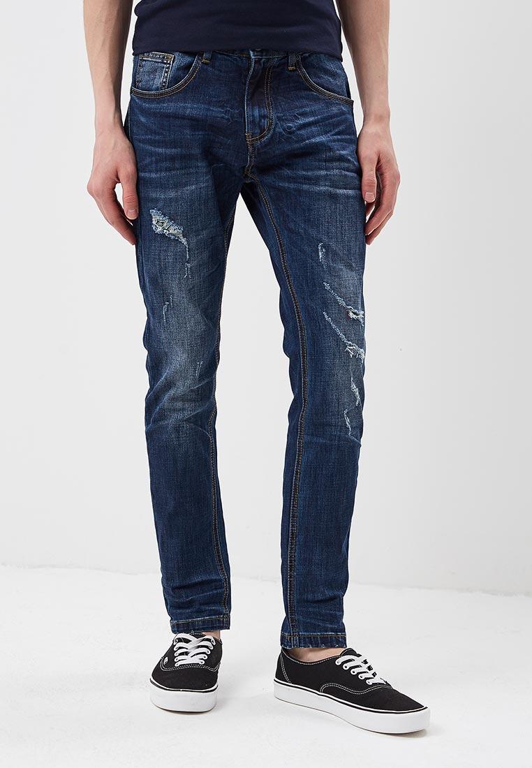 Зауженные джинсы Warren Webber WW2011EPT