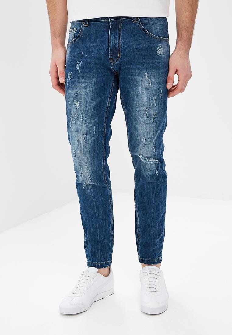 Зауженные джинсы Warren Webber WW2256APT