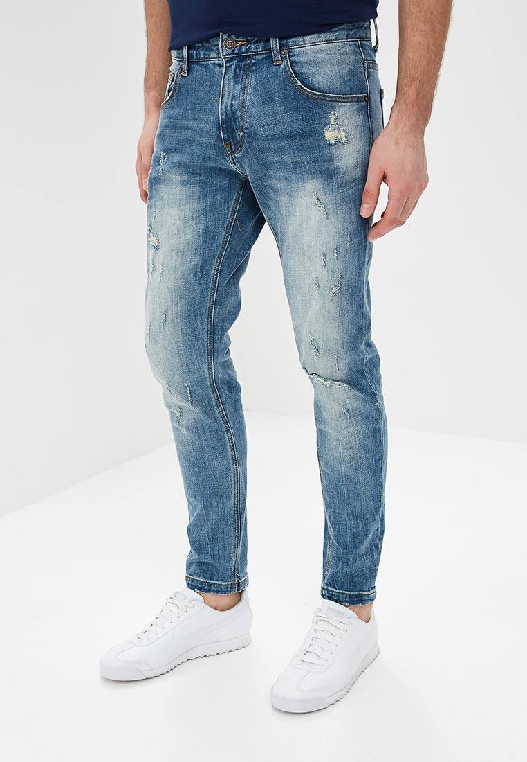 Зауженные джинсы Warren Webber WW2256BPT