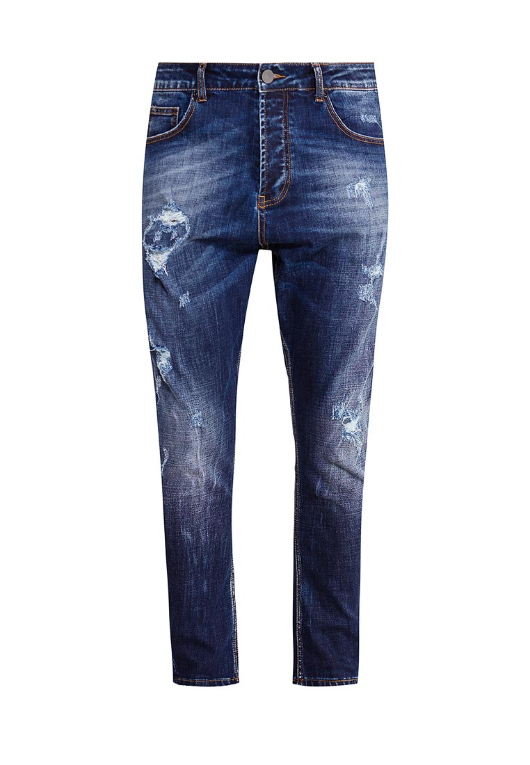 Зауженные джинсы Warren Webber WW1742BPT