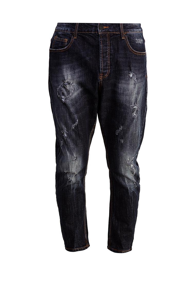 Зауженные джинсы Warren Webber WW2085DPT