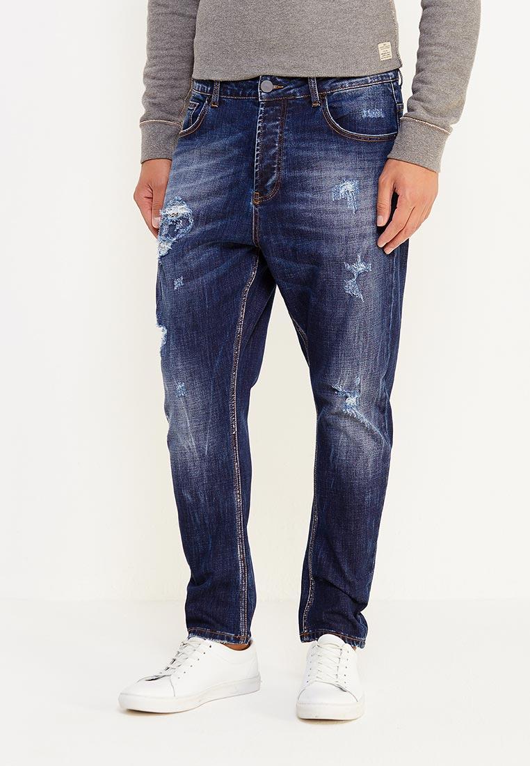 Зауженные джинсы Warren Webber WW2085EPT