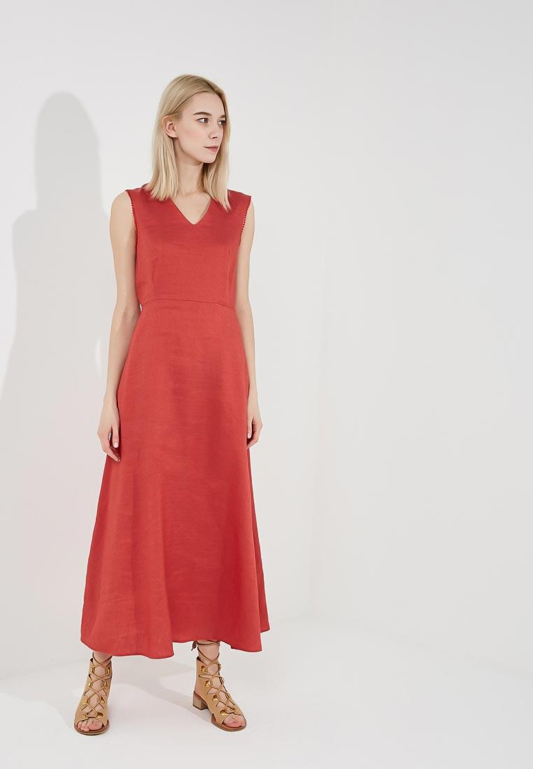 Платье Weekend Max Mara ORANGE
