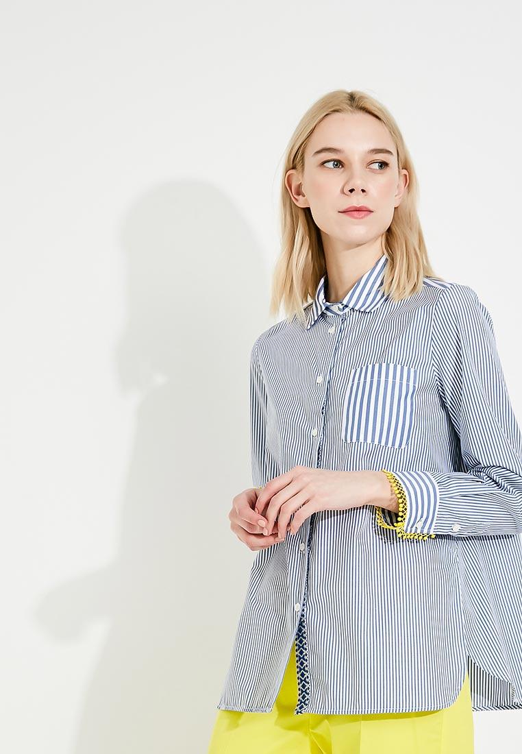 Женские рубашки с длинным рукавом Weekend Max Mara GESTRO