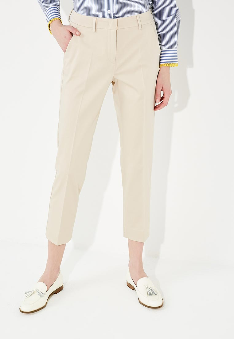 Женские зауженные брюки Weekend Max Mara PLATANI