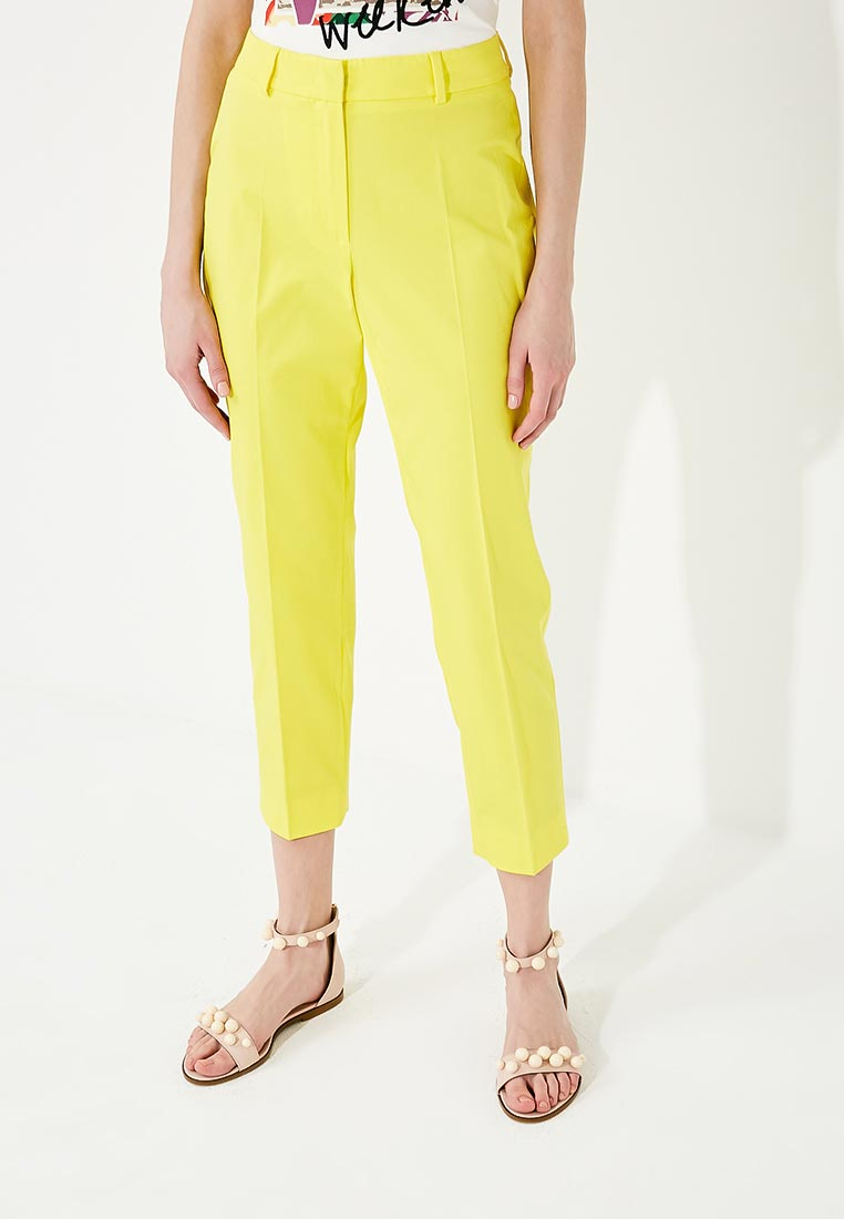 Женские зауженные брюки Weekend Max Mara SOLE