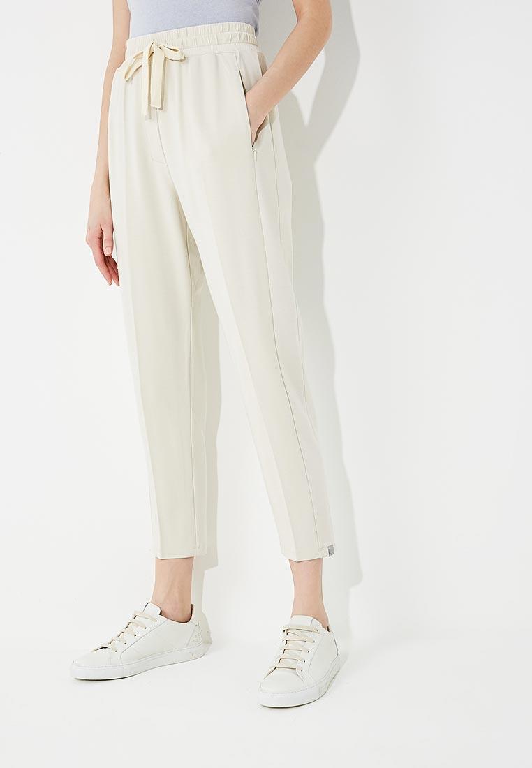 Женские зауженные брюки Weekend Max Mara CITY