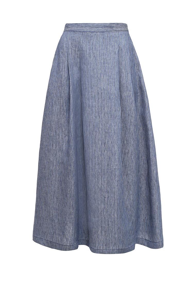 Макси юбки осень