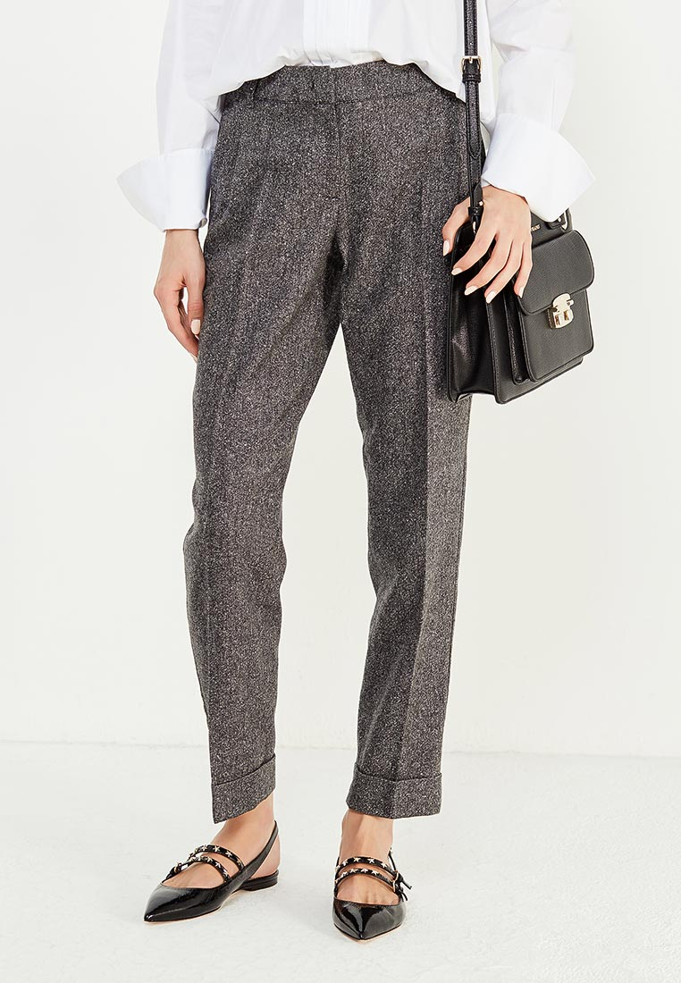 Женские зауженные брюки Weekend Max Mara MELFI