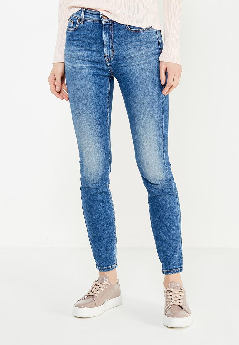 Зауженные джинсы Weekend Max Mara FRESCO