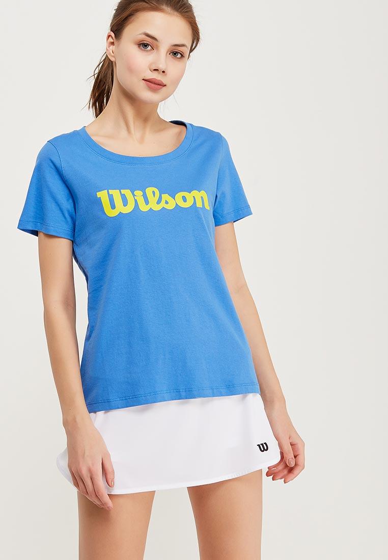 Спортивная футболка Wilson WRA758209