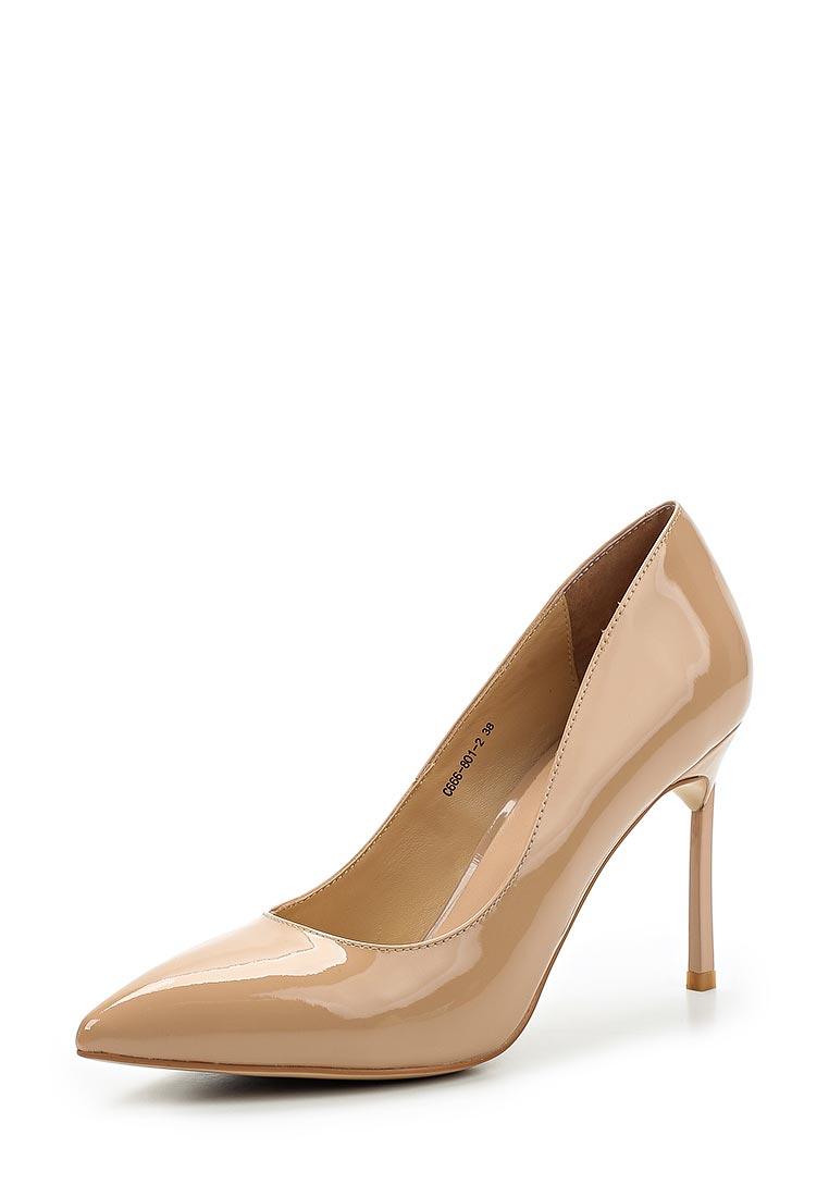 Женские туфли Winzor C666-801-2