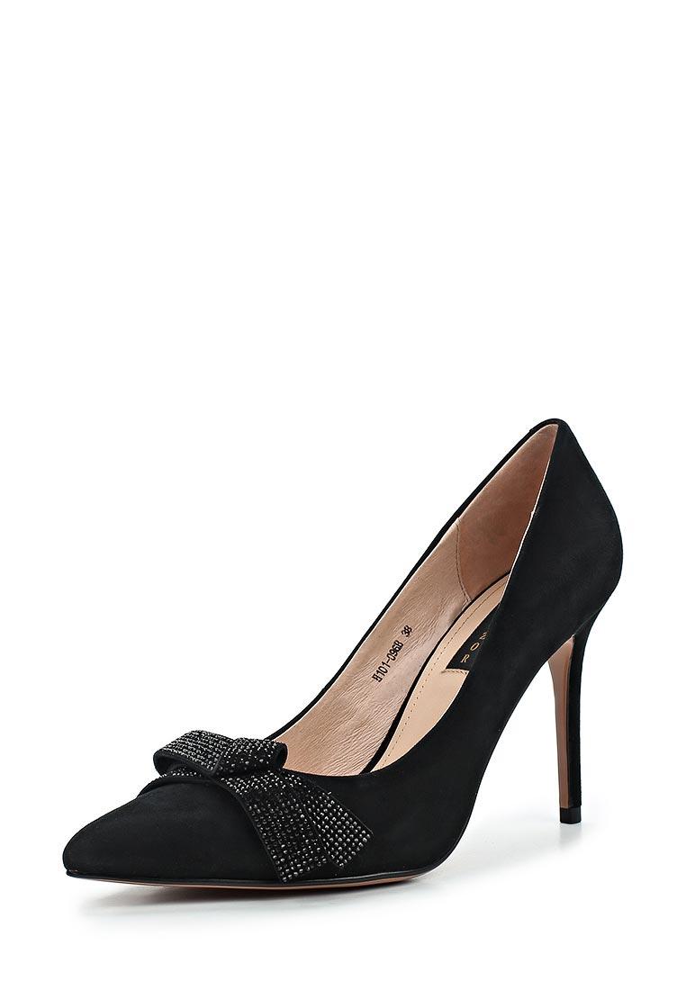 Женские туфли Winzor H101-096B