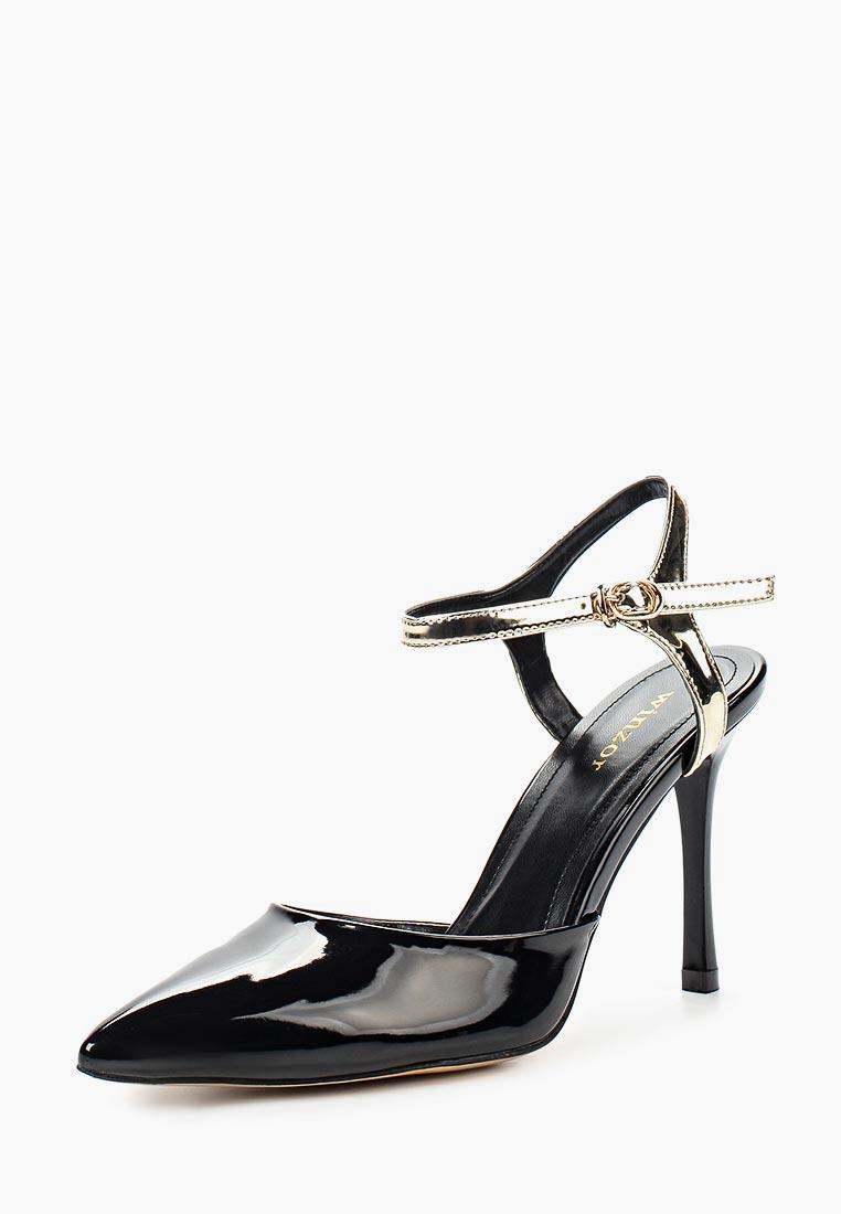 Женские туфли Winzor D141-B328-3