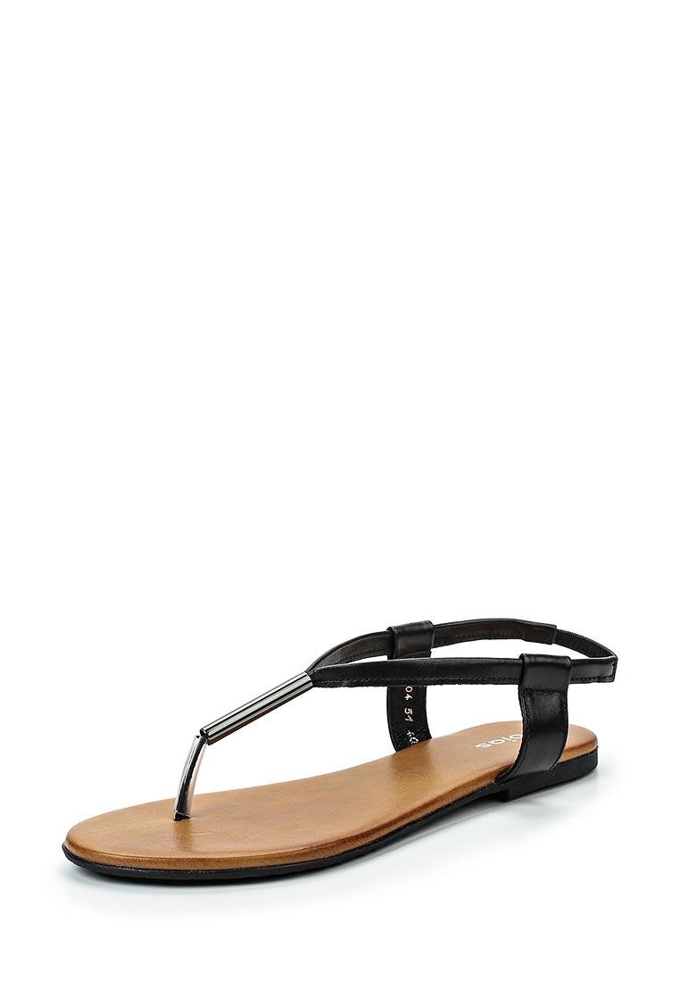 Женские сандалии Wojas 680451