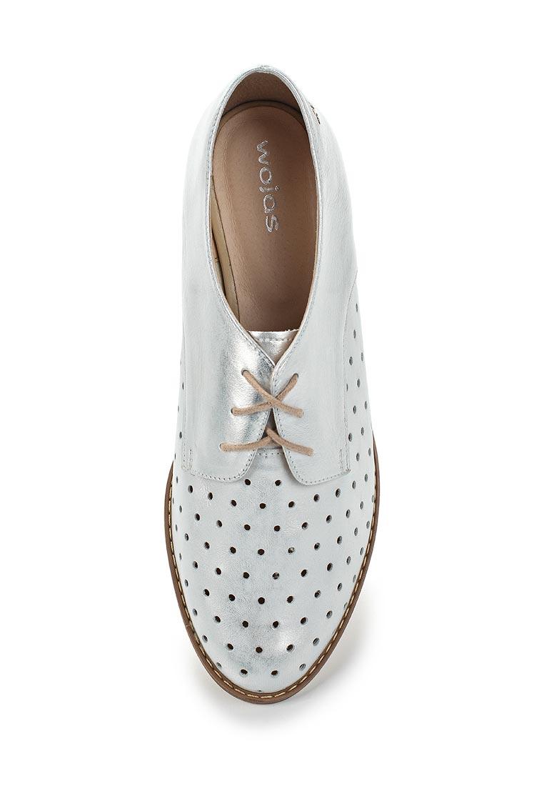 Женские ботинки Wojas 746459: изображение 4