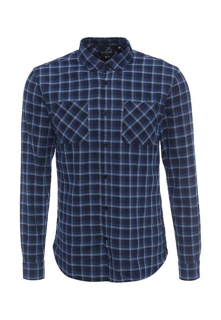 Рубашка с длинным рукавом Woolrich (Вулрич) WOCAM0645