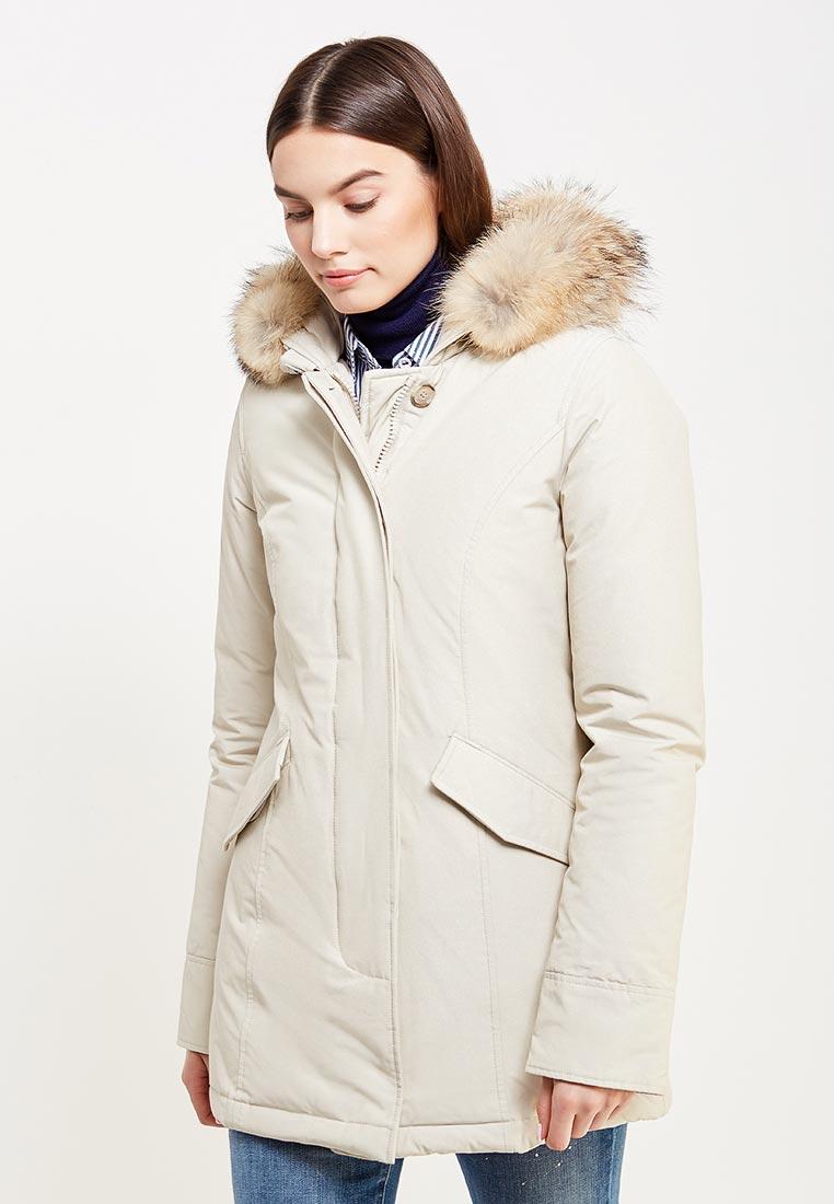 Утепленная куртка Woolrich (Вулрич) WWCPS1446