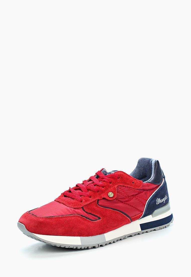Мужские кроссовки Wrangler (Вранглер) WM181081