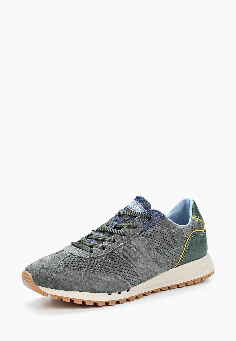 Мужские кроссовки Wrangler (Вранглер) WM181091