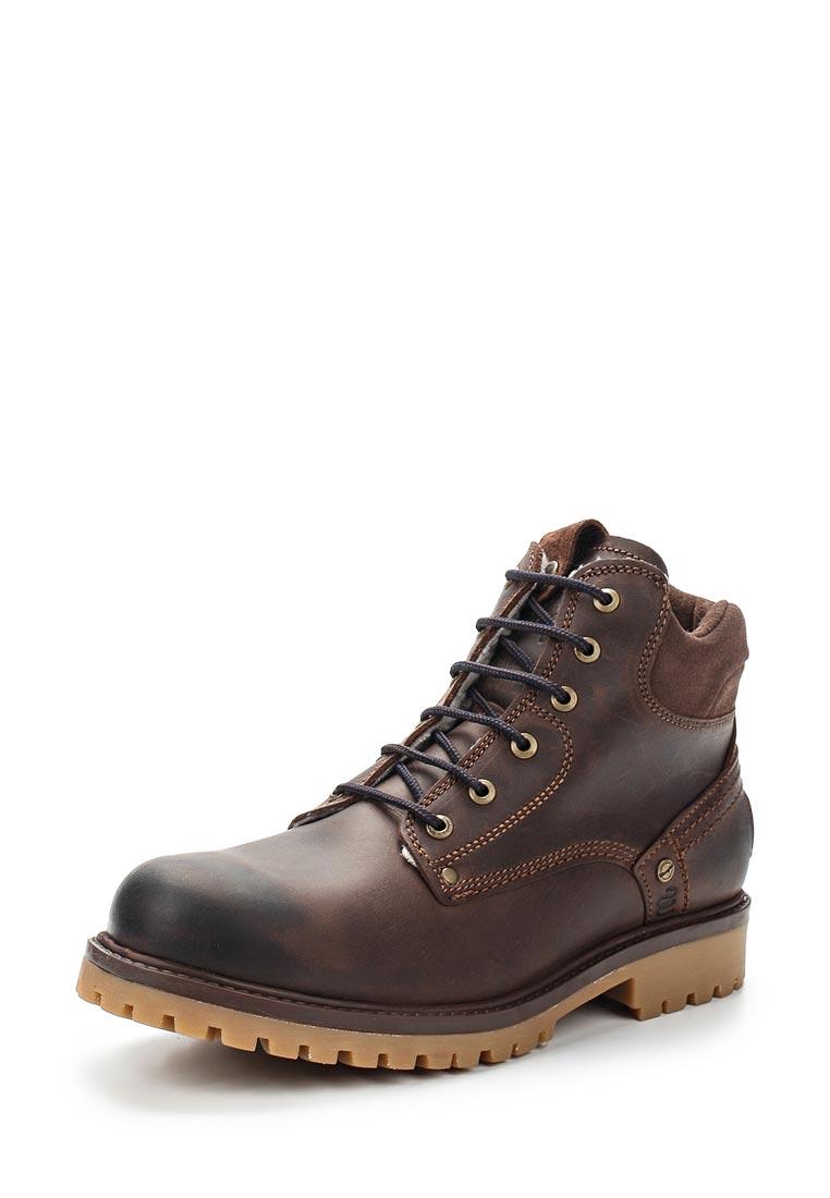 Мужские ботинки Wrangler (Вранглер) WM132100/F: изображение 1