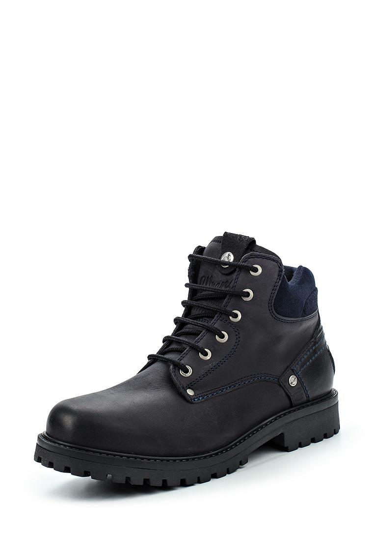 Мужские ботинки Wrangler (Вранглер) WM162002/F