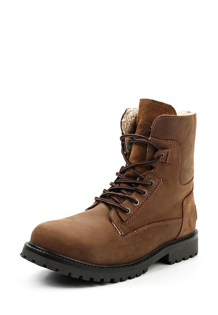 Мужские ботинки Wrangler (Вранглер) WM122785K: изображение 1