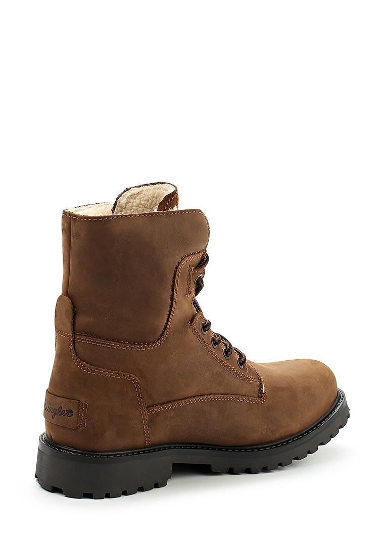 Мужские ботинки Wrangler (Вранглер) WM122785K: изображение 2