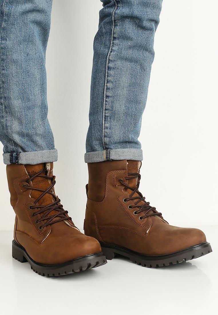 Мужские ботинки Wrangler (Вранглер) WM122785K: изображение 5