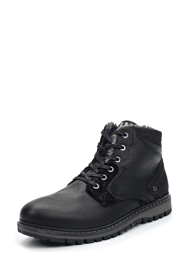 Мужские ботинки Wrangler (Вранглер) WM172015F