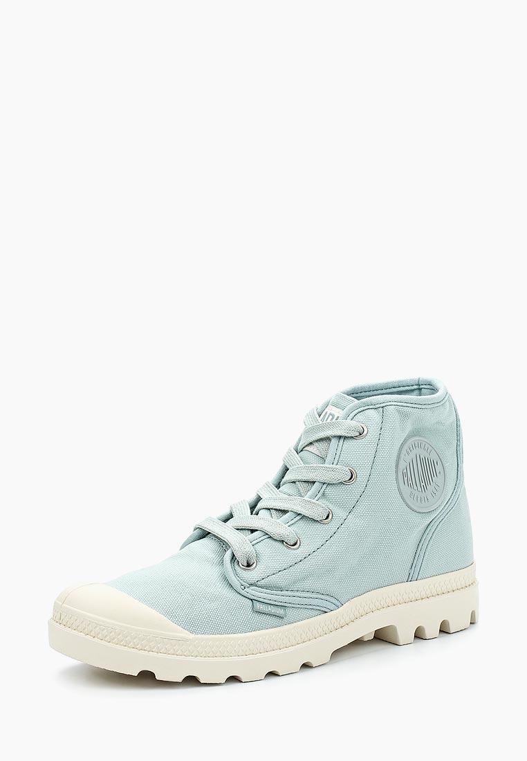 Женские ботинки Palladium 92352-412