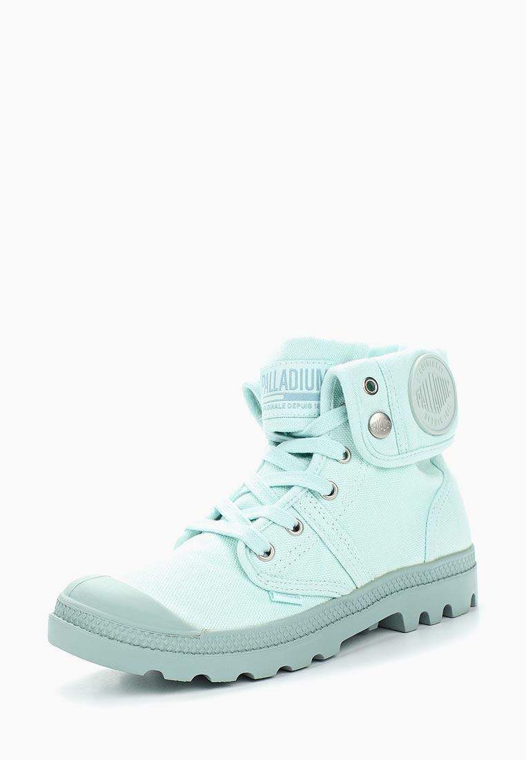 Женские ботинки Palladium 92478-417