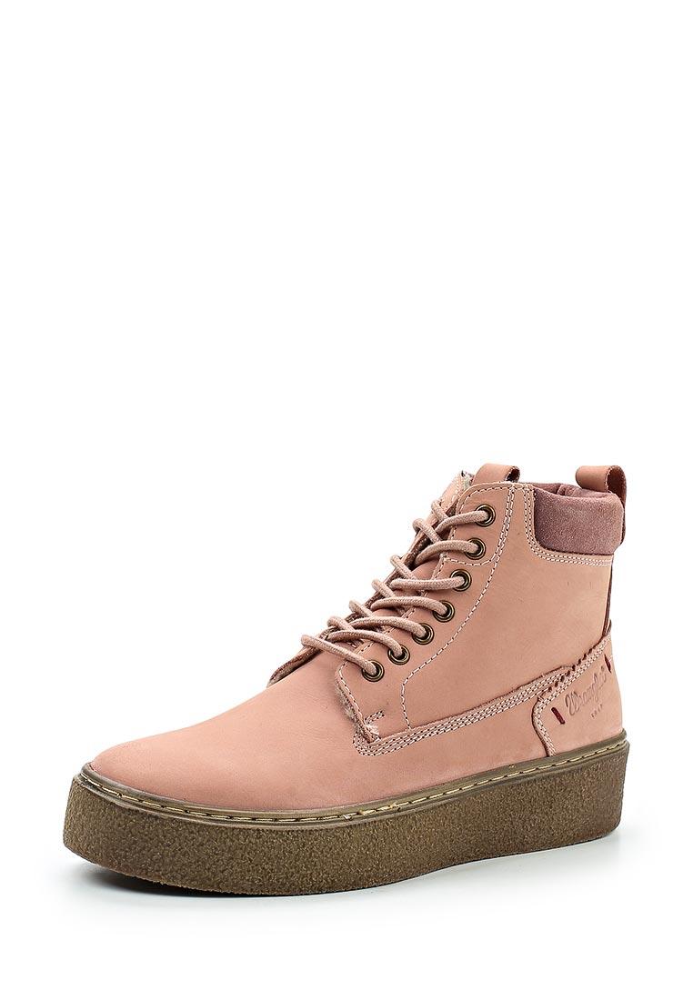 Женские ботинки Wrangler (Вранглер) WL172664