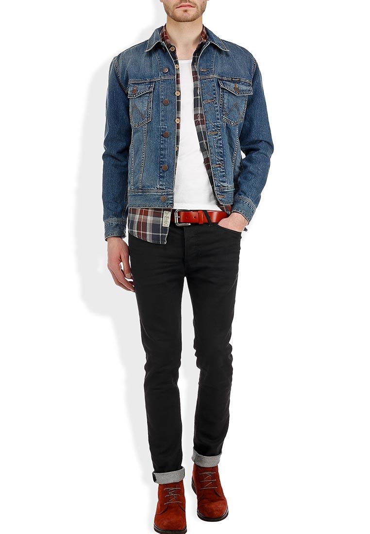 Джинсовая куртка Wrangler (Вранглер) W4481514V