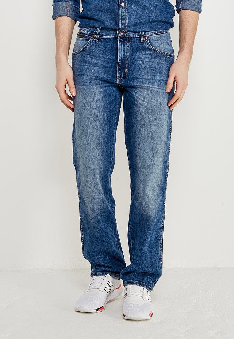 Мужские прямые джинсы Wrangler (Вранглер) W1218299T