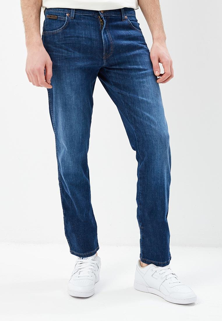 Мужские прямые джинсы Wrangler (Вранглер) W121QA14S