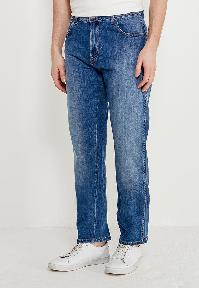 Мужские прямые джинсы Wrangler (Вранглер) W121X4186