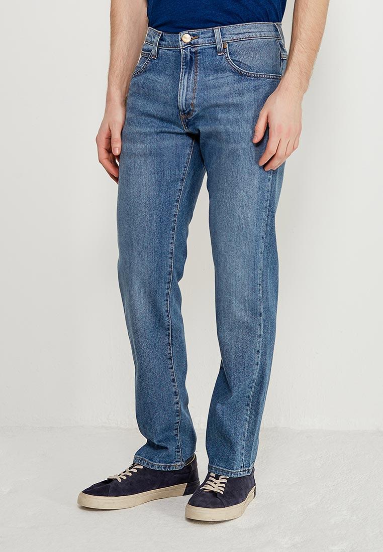 Мужские прямые джинсы Wrangler (Вранглер) W12O23185