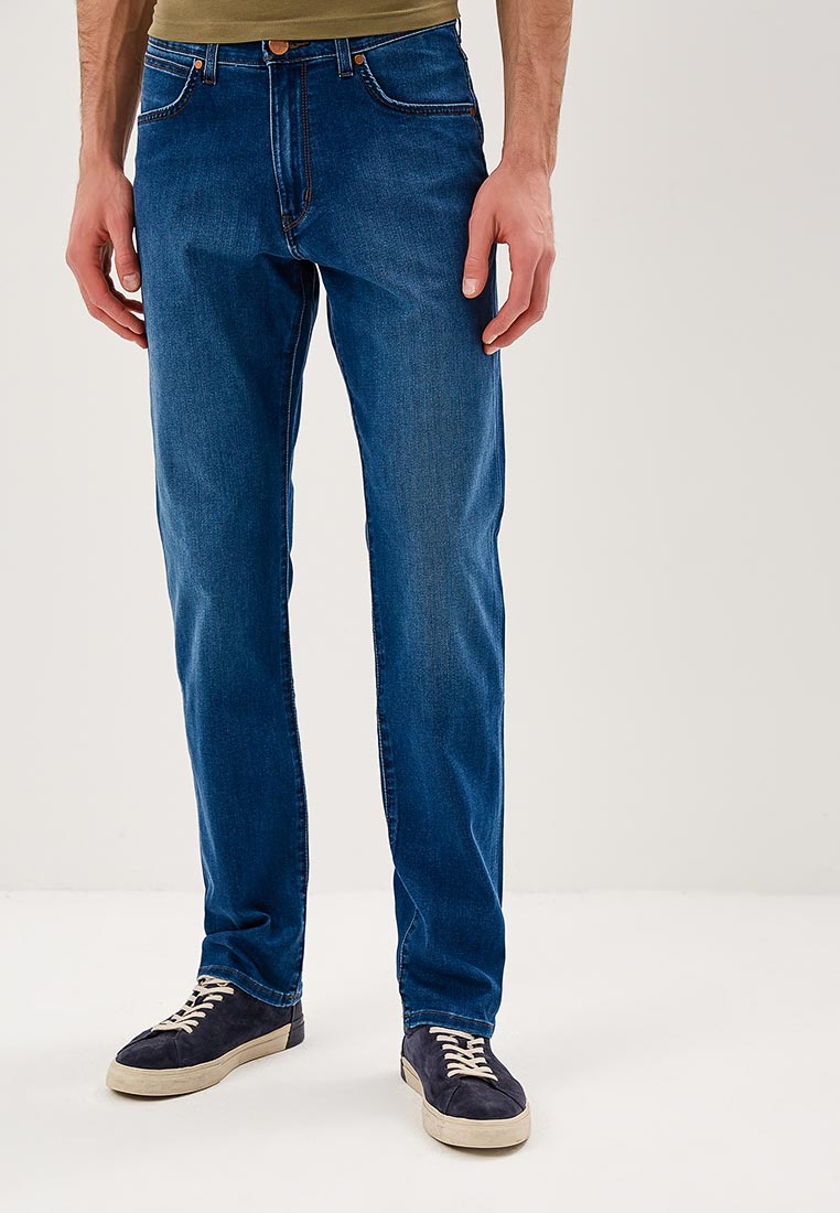 Мужские прямые джинсы Wrangler (Вранглер) W12ODC10M