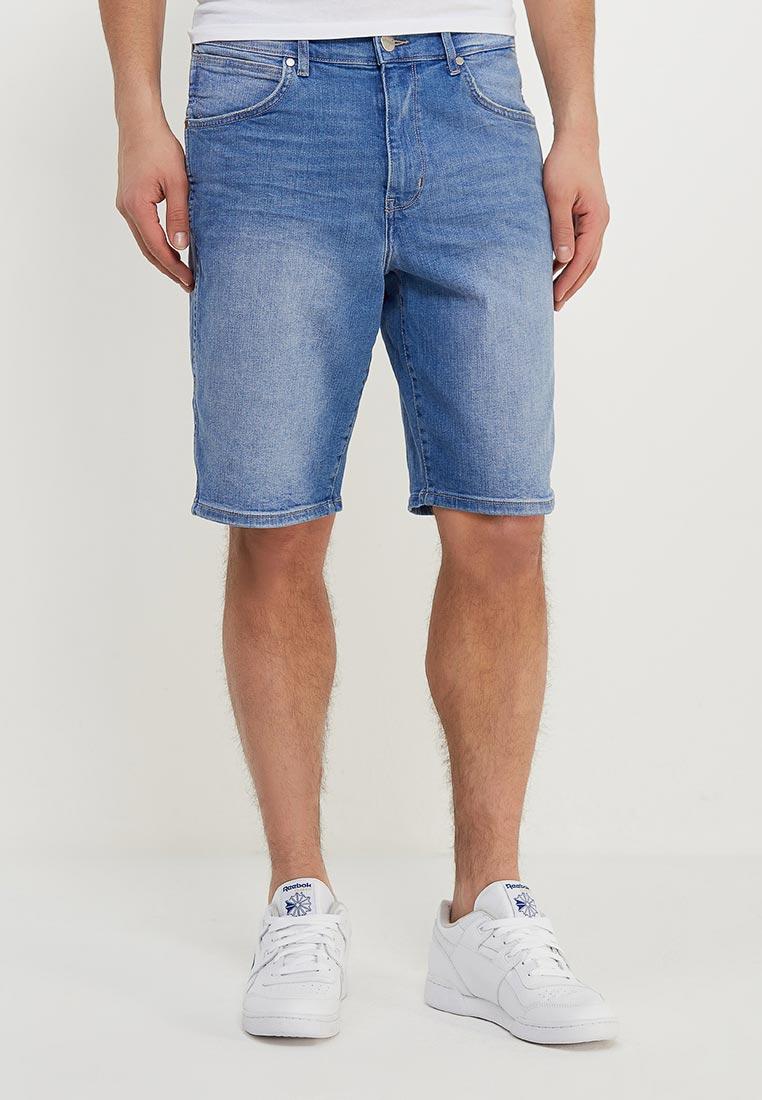 Мужские джинсовые шорты Wrangler (Вранглер) W14CNW18W