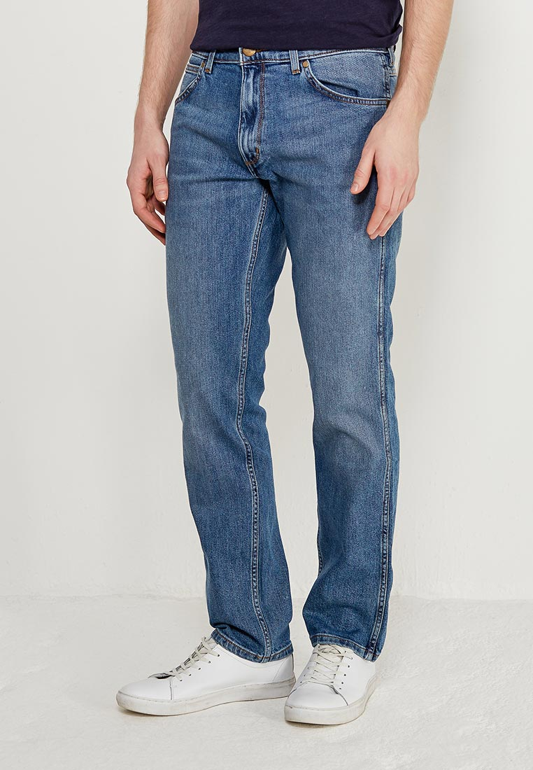 Мужские прямые джинсы Wrangler (Вранглер) W15Q23185