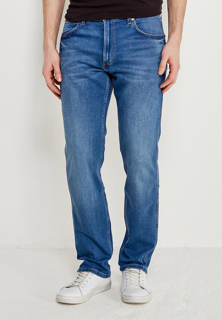 Мужские прямые джинсы Wrangler (Вранглер) W15QFW117
