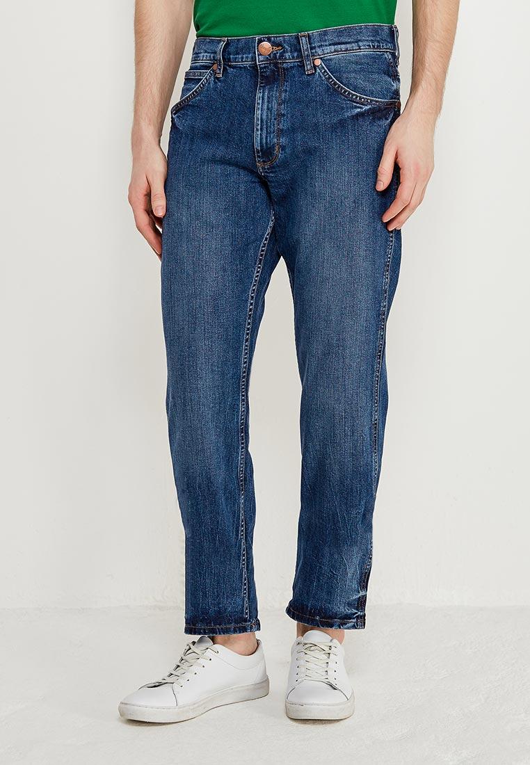 Мужские прямые джинсы Wrangler (Вранглер) W15QXG10U