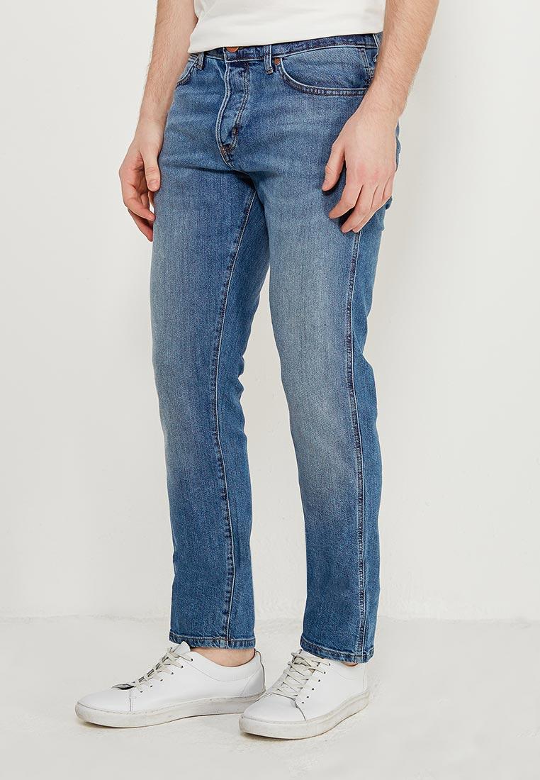 Мужские прямые джинсы Wrangler (Вранглер) W16A23093