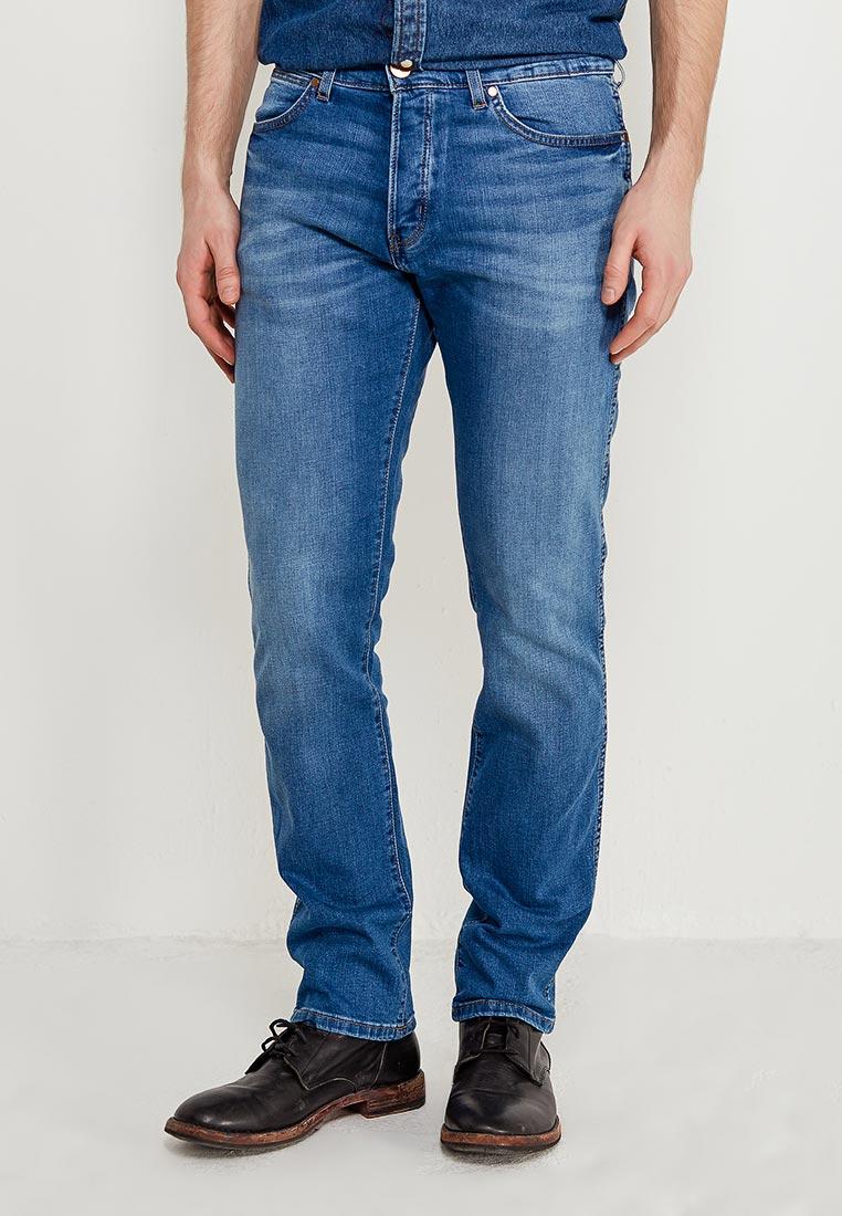 Мужские прямые джинсы Wrangler (Вранглер) W16AFW117
