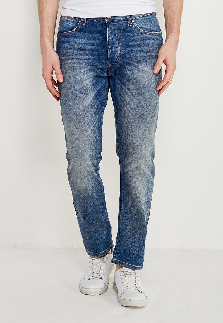 Мужские прямые джинсы Wrangler (Вранглер) W16AMW10X