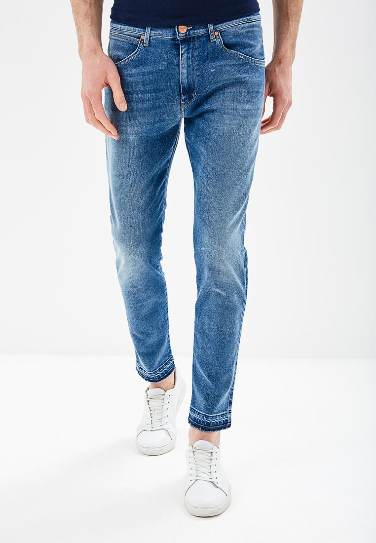 Зауженные джинсы Wrangler (Вранглер) W16TBO11T