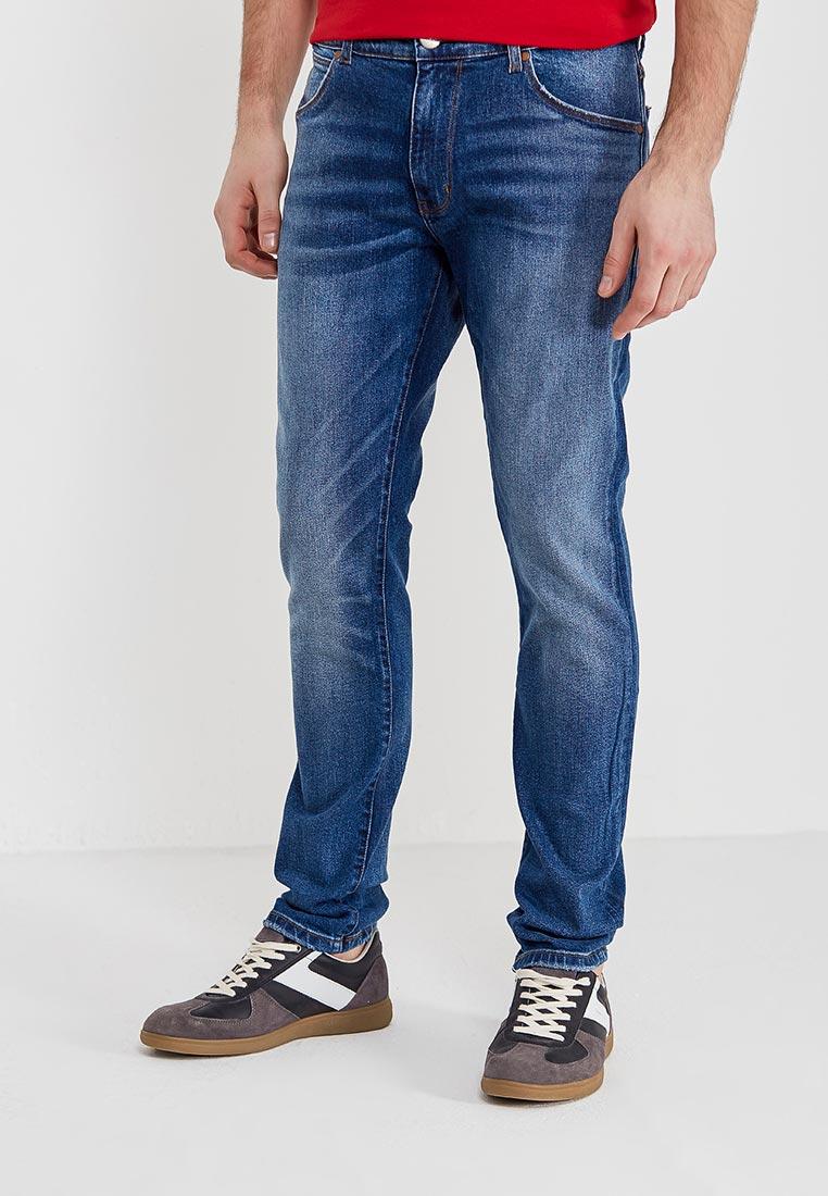 Зауженные джинсы Wrangler (Вранглер) W18SHM18Y