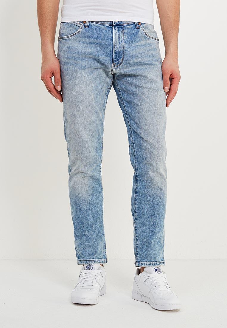 Зауженные джинсы Wrangler (Вранглер) W18SHM18Z